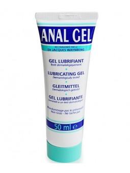 Lubricante Anal Gel 50 ml.