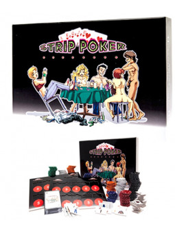 Juego Erótico Strip Póker