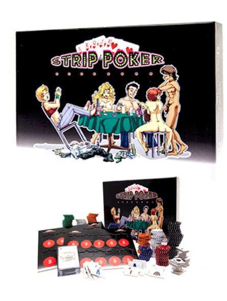 Juego adulto de strip poker gratis