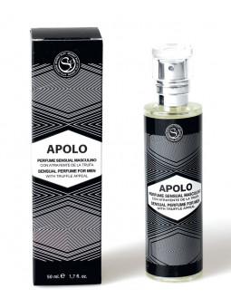 Perfume Afrodisiaco Hombre Apolo De Trufa