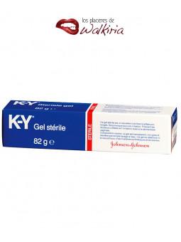 Presentación Lubricante K-Y 82 gr
