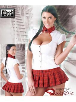 Black Level Schoolgirl Outfit