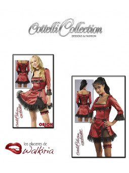 Cottelli Collection Disfraz Chica de Salón M